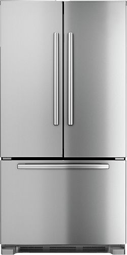 Ft Frost Free Counter Depth French Door Refrigerator