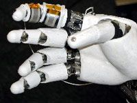 (Harris, T. 2013) This robotic hand is developed by NASA and is made up of metal segmented parts as well as tiny motors to move different sections. A clean aesthetic is usually what most robotics are seen to have as it give them a finished look. This is not very apparent in video games as they then to go for the exposed wires and mechanics.