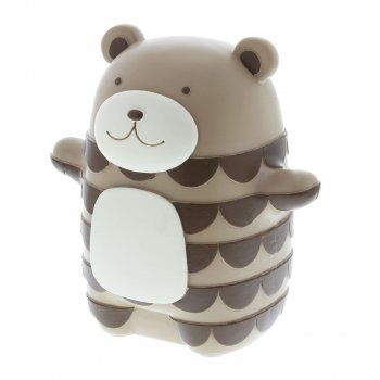 Kiddiwinks Kiddiwinks Brown Bear Resin Money Box - Kiddiwinks from Didi Inspired Gifts and Toys UK