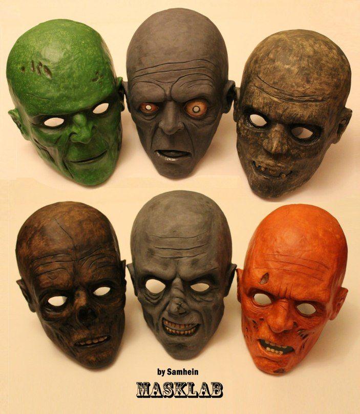 Веселые зомби | 53 фотографии