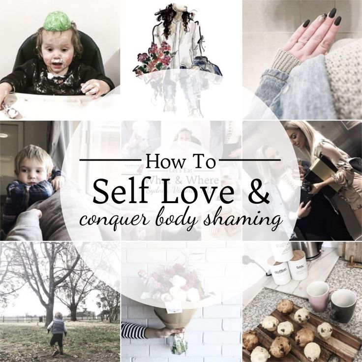 Self Love | let's conquer body shaming