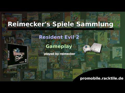 Reimecker's Spiele Sammlung : Resident Evil 2
