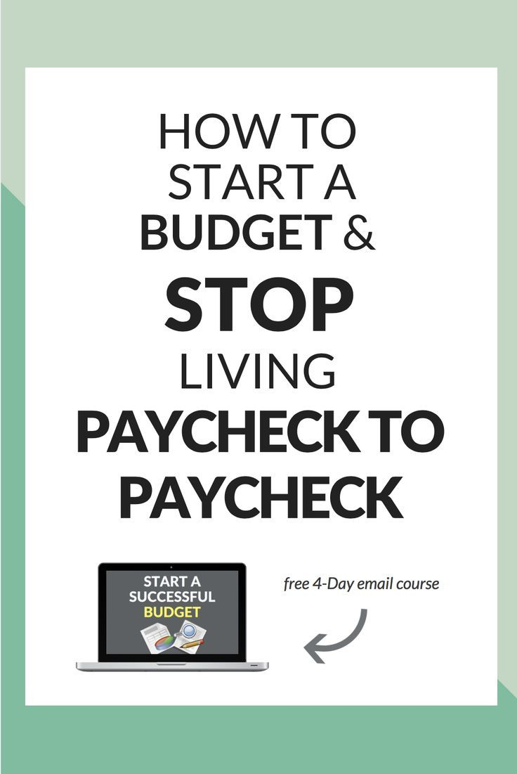 Free Budgeting 4-Day eCourse. Stop Living Paycheck to Paycheck with a Budget! Budgeting Course   How to Budget   Budgeting Tips   Budgeting for Beginners   Budgetingcouple.com #budgeting #budgetingcourse #budgetingcouple