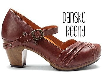 I'm not alone in the world of finicky feet! A blog dedicated to finding fashionable orthopedic shoes...albeit some more fashionable than others. I have yet to find anything to beat the comfort of my Dansko clogs, but I would like to find something a little more Florida Fall friendly!                                                                                                                                                     More