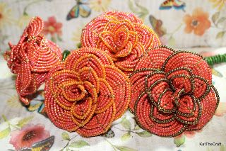 So Many Things to Do, So Little Time: How To Make Beaded Flowers
