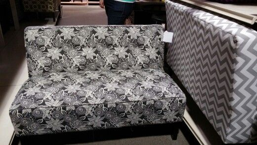 This print might work better for us than the chevron pattern ($160 @ Gordmans if you use 20% off coupon)