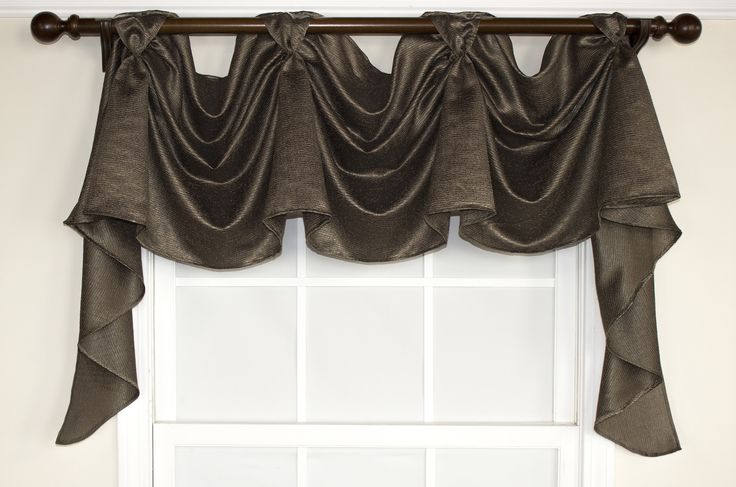 Classy Sheen Victory Swag Curtain Valance   Education in 2019  Swag curtains Valance