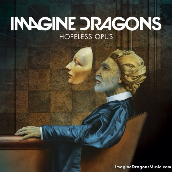Warriors Imagine Dragons Album: Imagine Dragons (Hopeless Opus)