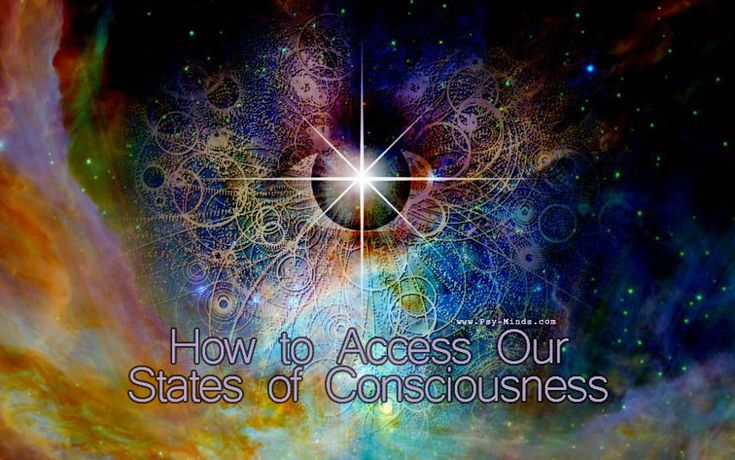 How to Access Our States of Consciousness - via @psyminds17