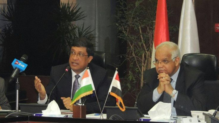 India to boost Economic ties with Egypt