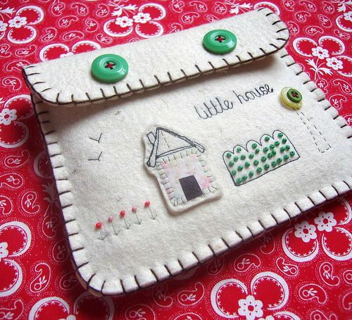 Little House Big Pouch | Flickr - Photo Sharing!