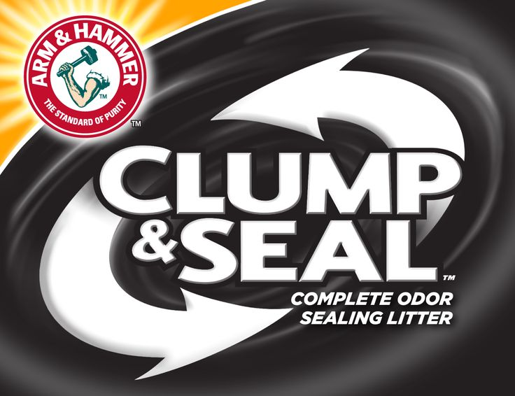 ARM & HAMMER™ Clump & Seal™ Cat Litter