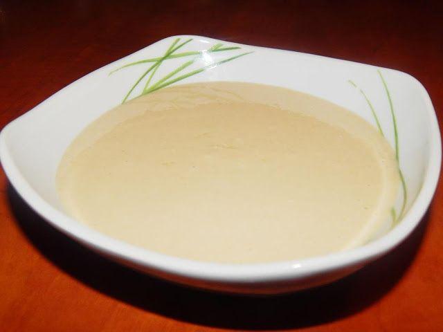 Domácí výroba sezamové pasty tahini
