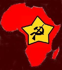 Africa - Comintern (SH) - for a communist Africa in a communist world