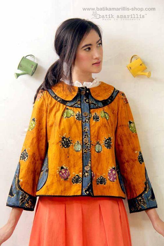Pin Oleh Endangdarsilaningrum Di Batik Di 2019 Gaun Mini Desain