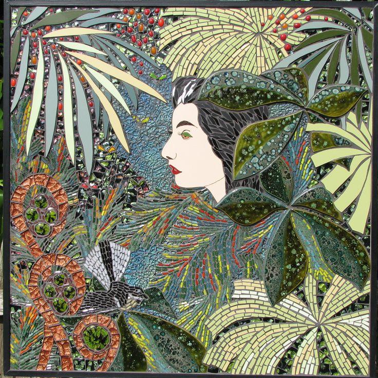 Ngati Manu Forest Maiden