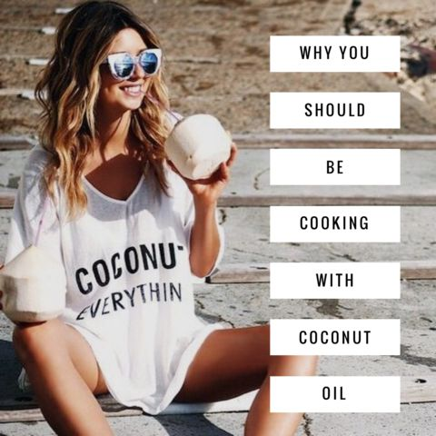 Cooking with coconut oil? Why it's the essential ingredient you might be missing