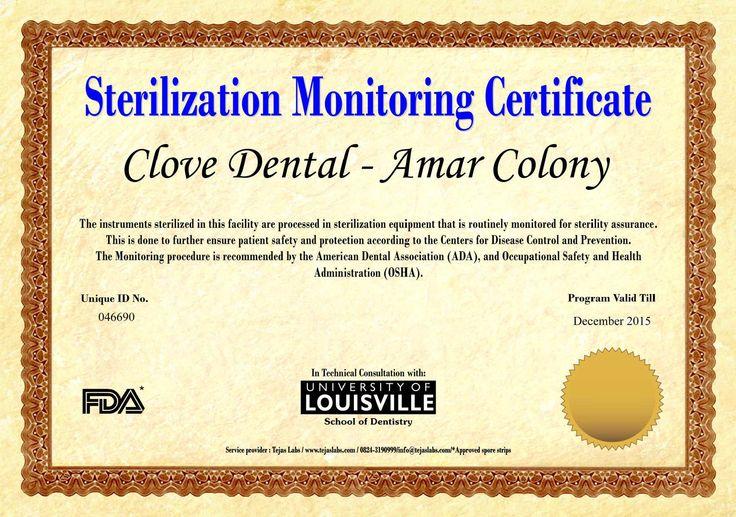 Clove Dental -  Amar Colony Kalka Devi Marg, Lajpat Nagar - 4, New Delhi http://www.clovedental.in/