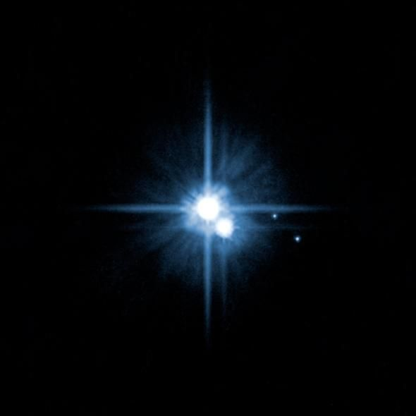 Kerberos Moon Of Plluto: 1000+ Images About Journey To Pluto On Pinterest