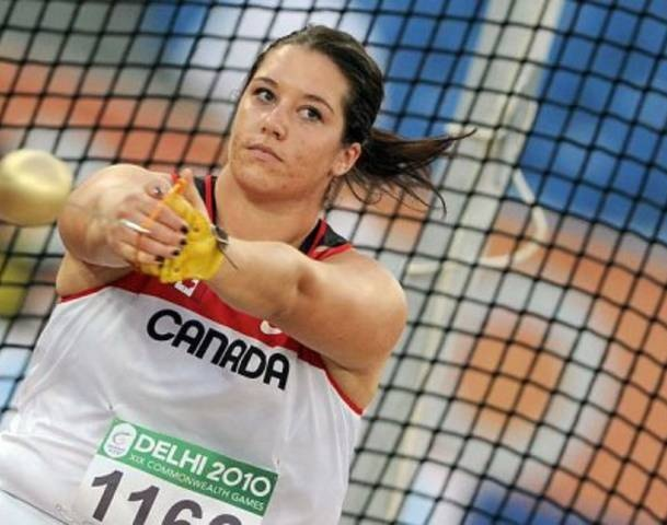 Sultana Frizell  Hammer Throw