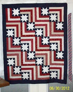I Just Love Quilts: I'm Seeing Stars!