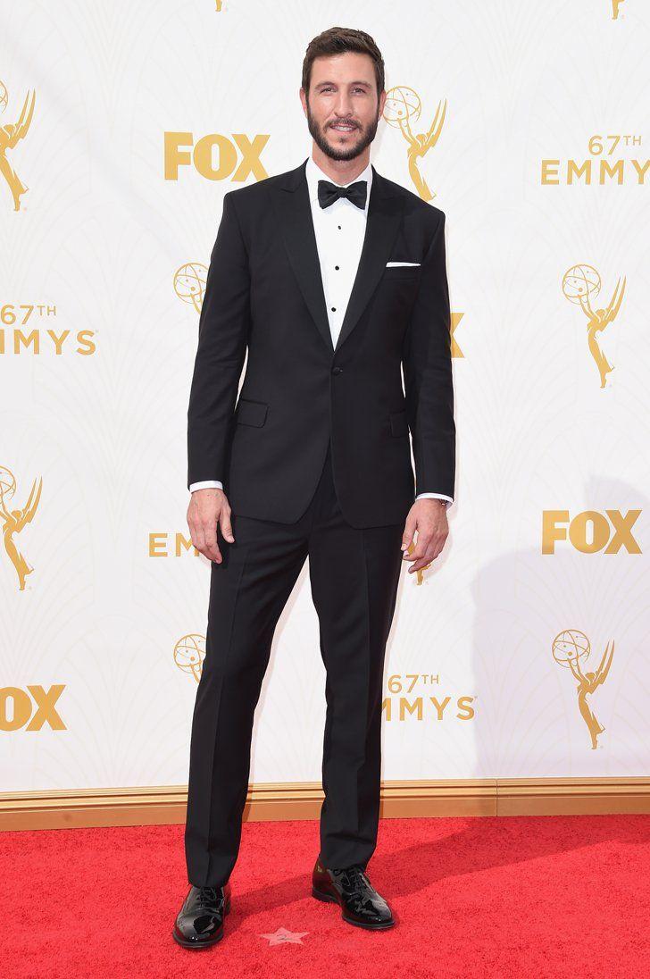 Pin for Later: De Nombreuses Stars se Sont Retrouvé Sur le Tapis Rouge des Emmy Awards Pablo Schreiber