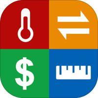 """Units Plus Converter - Best Unit & Currency Converting App: Imperial & Metric Conversion Calculator"" von Alan Mrvica"