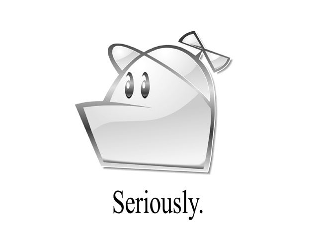 """Homestar Runner. And so began my overuse of the word """"seriously"""" and my AIM username """"sewiouswee"""""""