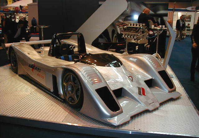 2001 Ascari A410 Imagen