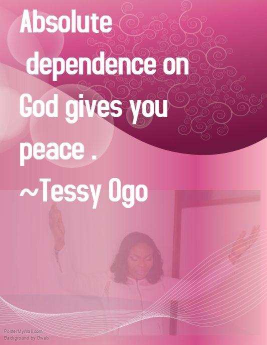 Peace through Jesus
