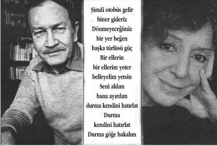 Göğe bakma durağı - Turgut Uyar