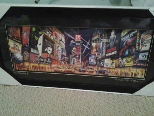 Broadway Theater Themed Fabric – Home Exsplore