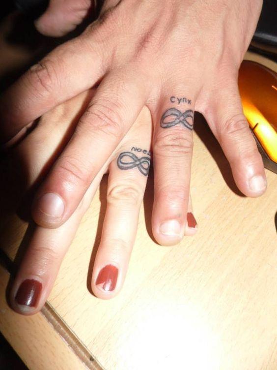 22 of the Coolest Minimalist Tattoos #weddingtattoo #minimalist