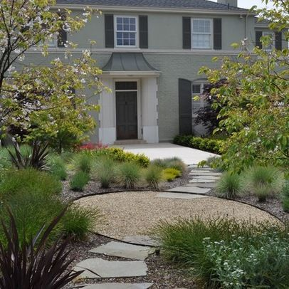 125 best images about garden on pinterest gardens bird for Zero landscape ideas