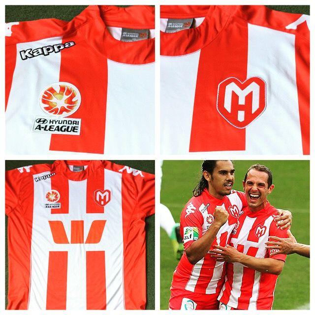 Melbourne Heart 2014/15 shirt added, size XXL, price £22.99 www.classicfootballshirtscouk.com