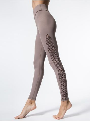 dc8600bacca5b Limited edition tanjung legging in 2019 | Workout Leggings | Beige ...