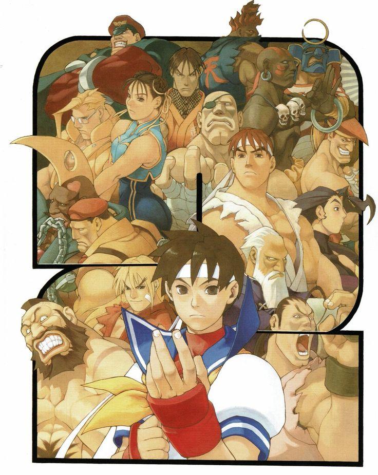 Street Fighter Alpha 2 - teaser image (1996)