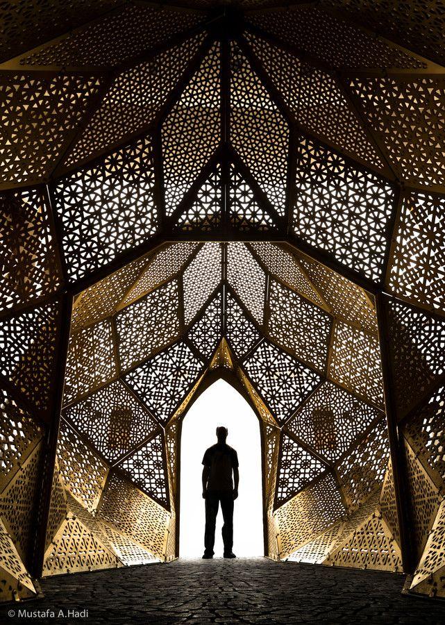 Lights... by Mustafa AbdulHadi
