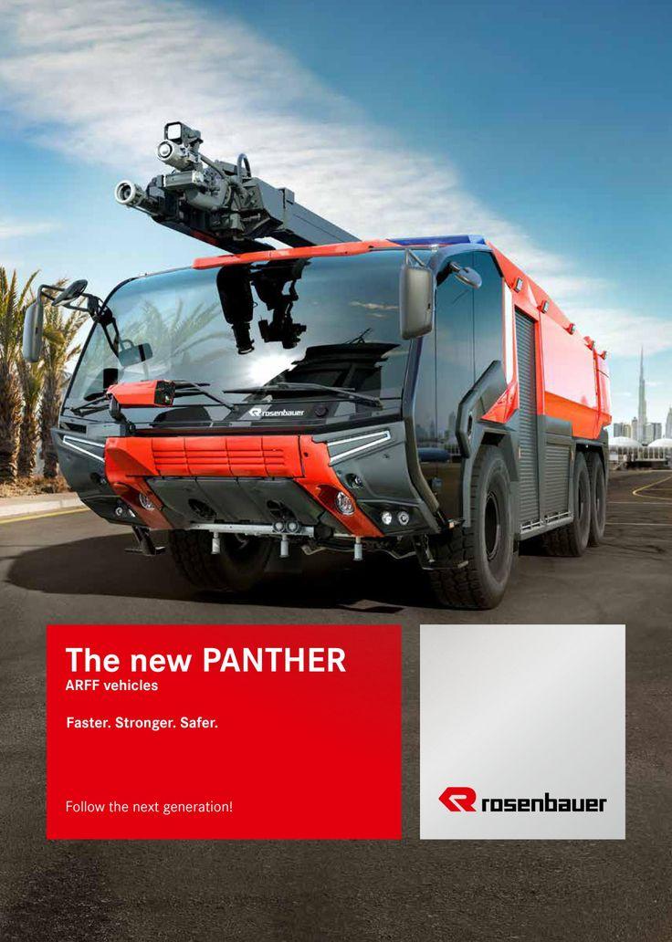 Rocketumblr | Rosenbauer New Panther