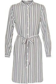 Soaked in Luxury Esma striped dress