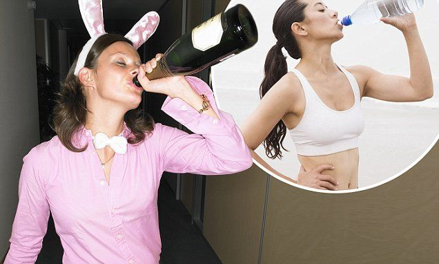 As many of us attempt the daunting prospect of dry January, FEMAIL's Toni Jones gives advice on how to swap wine for water for five weekends without missing alcohol.