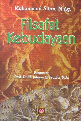 Filsafat Kebudayaan – Muhammad Alfan