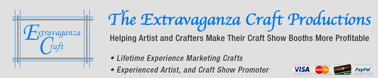 Helping artisans selling handmade arts and crafts make their craft show booths more profitable.