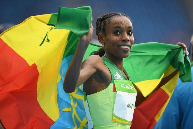 Rio Olympics: Ethiopia's Almaz Ayana Stole the Show, Breaking World Record of 10,000m