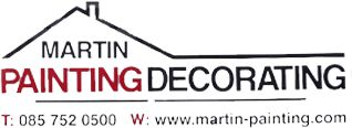 Martin Painting Decorating (Footer Logo)