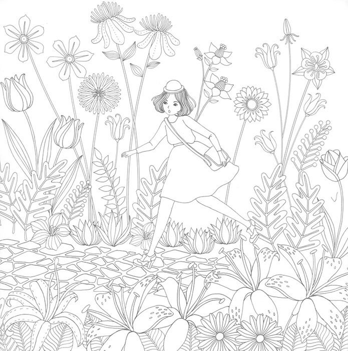 17 Best Images About Mindfulness Colouring On Pinterest
