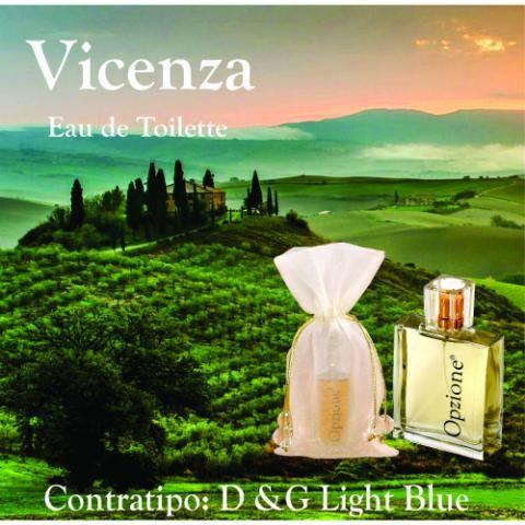 Perfume Opzione Vicenza 100ml = D&G Light Blue