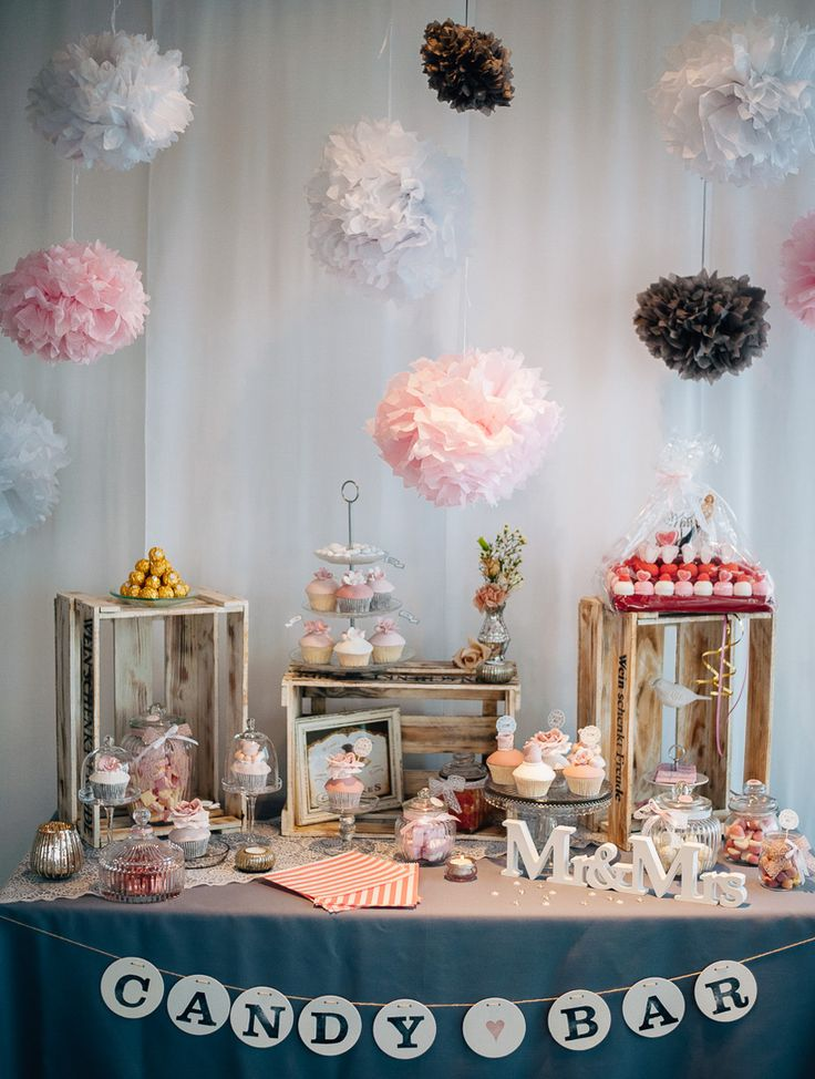 + images about ♡ CANDY BAR HOCHZEIT on Pinterest  Pink candy bars ...