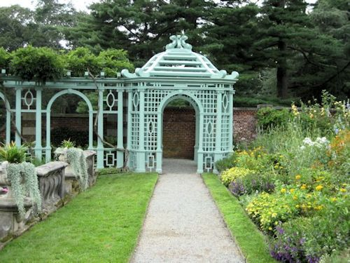 A GUIDE TO NORTHEASTERN GARDENING: Old Westbury Gardens Long Island, NY