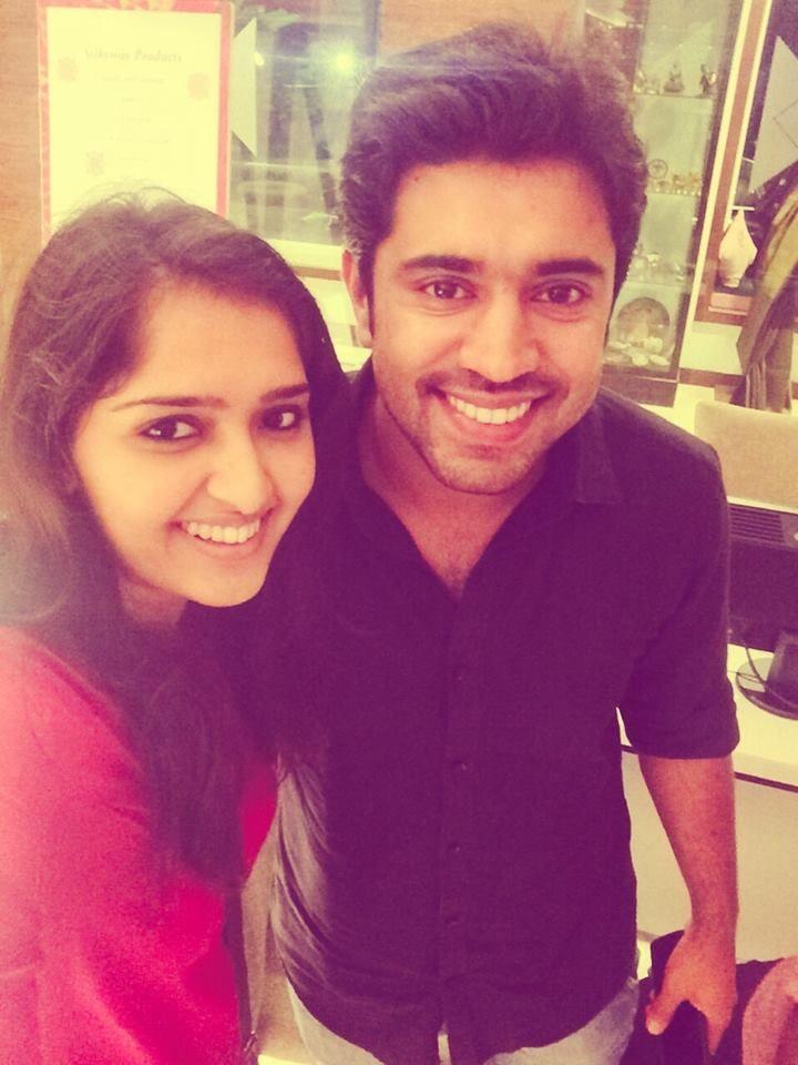Sanusha and Nivin Pauly